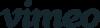 Vimeo Logo - dunkel