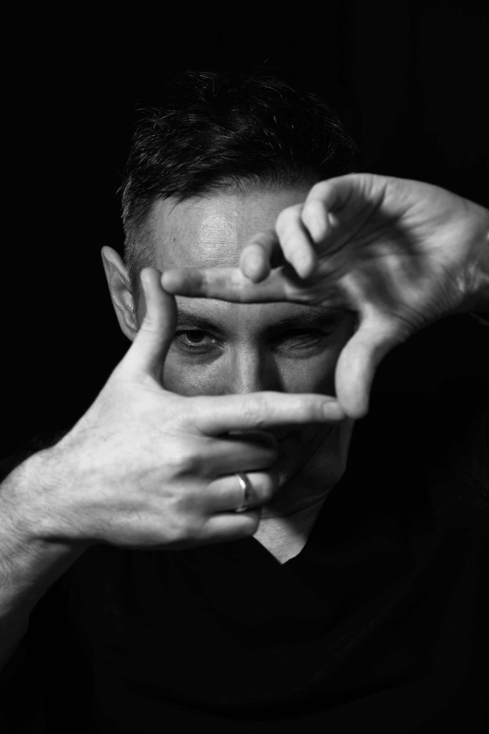 Portrait Stefan Hoffmeister, Foto: Lukas Rotter, ©2020.